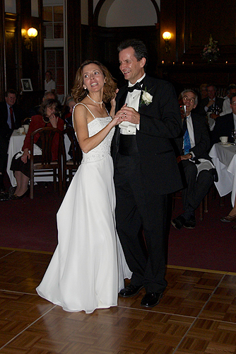 Chuck & Caroline - Wedding